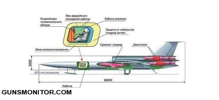 1609962762 524 مياسيشيف M 60 ؛ قاذفة نووية روسية ذات مستويات إشعاع عالية أكو وب