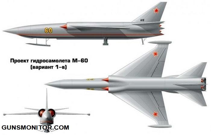 1609962762 847 مياسيشيف M 60 ؛ قاذفة نووية روسية ذات مستويات إشعاع عالية أكو وب