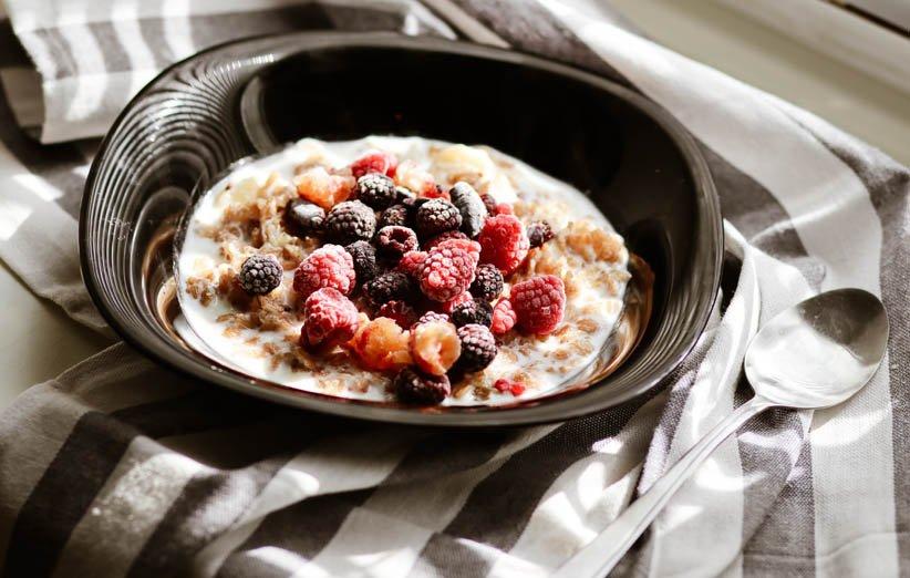 طريقة تحضير دقيق الشوفان على الفطور