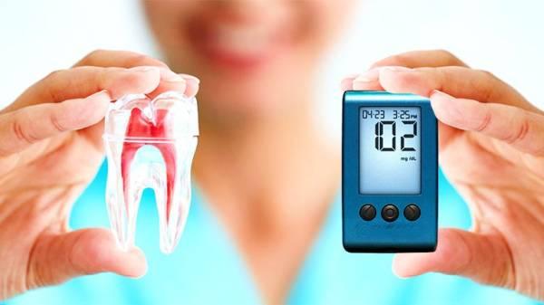 العلاقة بين مرض السكري وصحة الأسنان