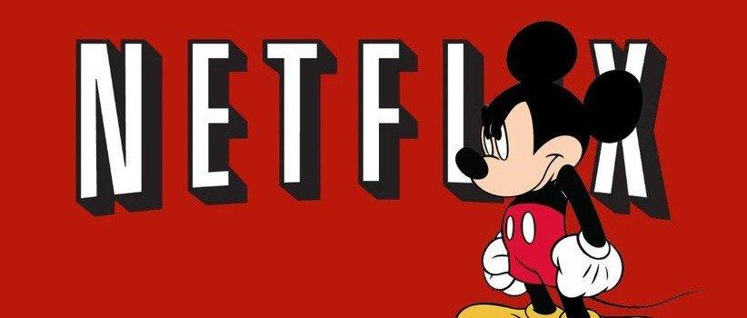 ديزني و Netflix Wars