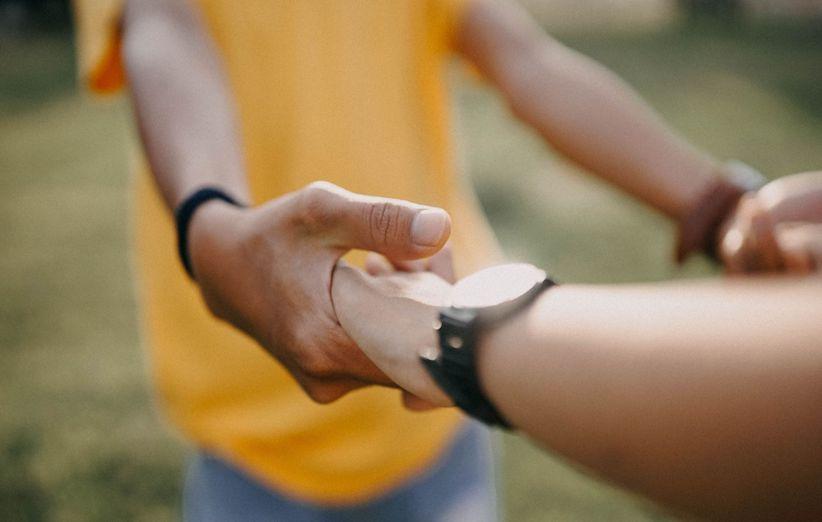 اتصال ثنائي الاتجاه في علاقة عاطفية صحية