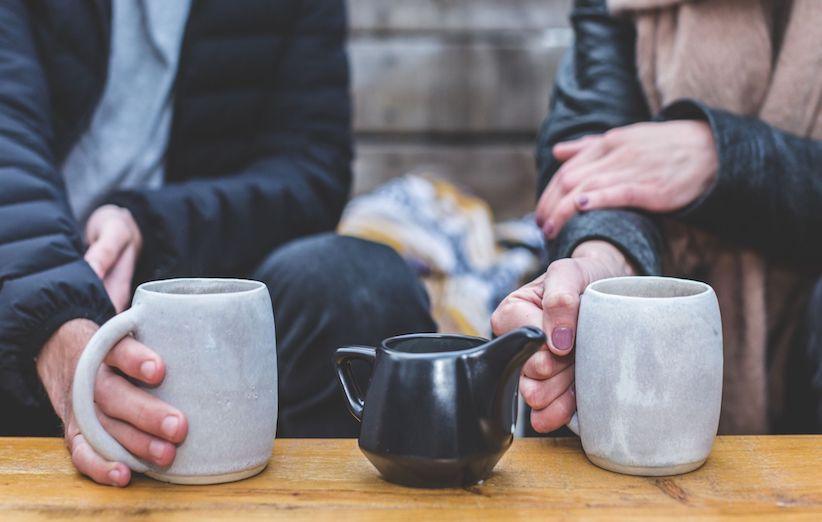 حل الخلاف في علاقة عاطفية صحية