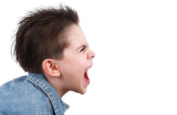 عدم السيطرة على الغضب