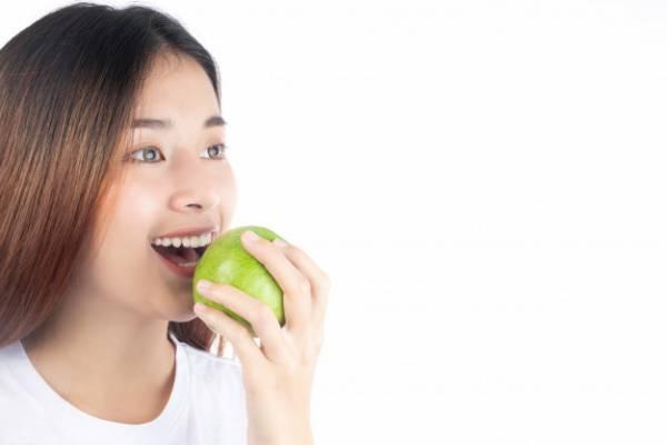 فقدان الوزن مع التفاح