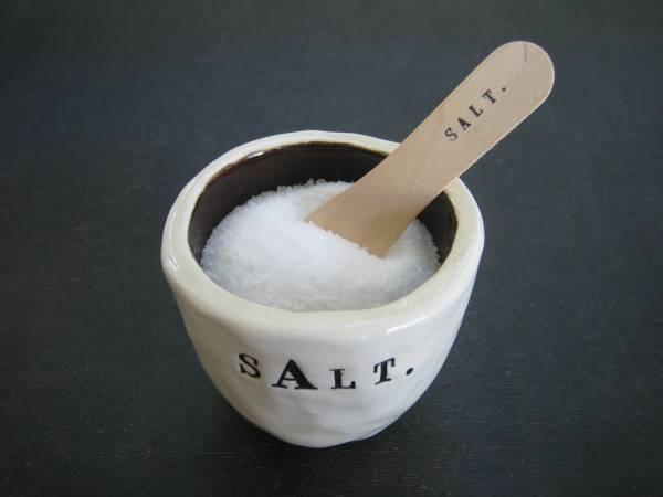خواص الملح