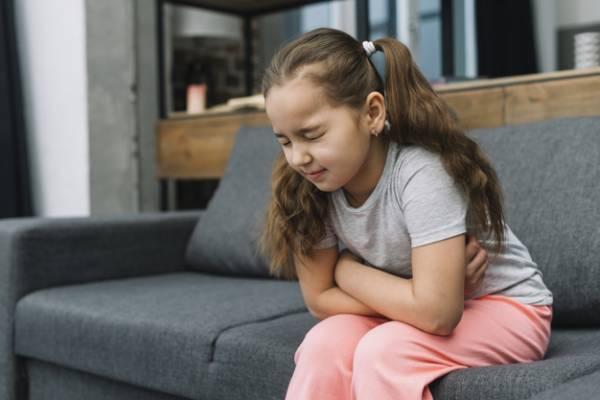 الارتجاع المعدي عند الأطفال