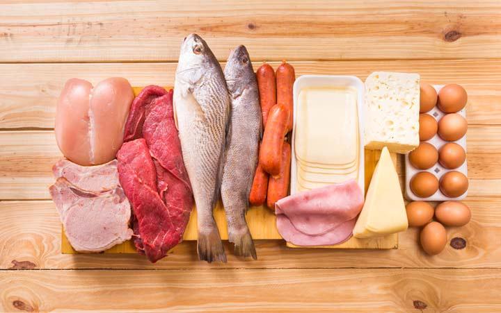 البروتينات الحيوانية هي واحدة من أكثر الأطعمة نشاطا لمحاربة التعب والخمول اليومي