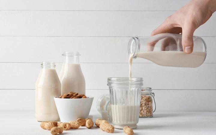 بدائل الحليب هي غذاء نشط لمكافحة التعب والخمول