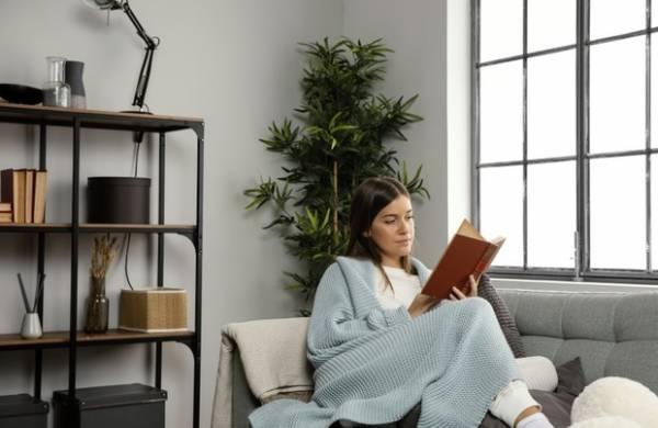 الراحة عند القراءة