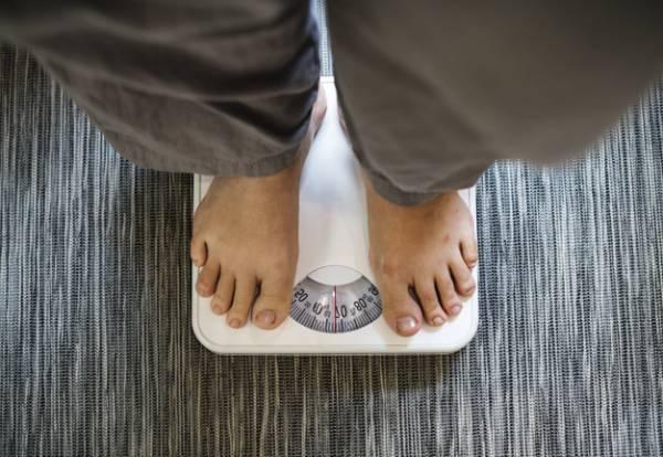 وزن باستمرار