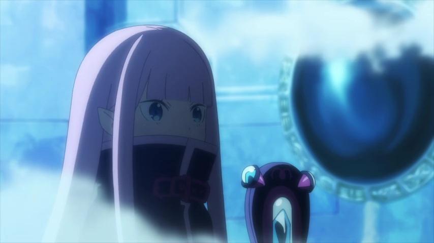 مراجعة الجزء الأول من النصف الثاني من الموسم الثاني من Re: Zero animé