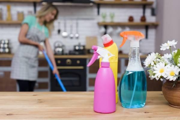 ادوات التنظيف