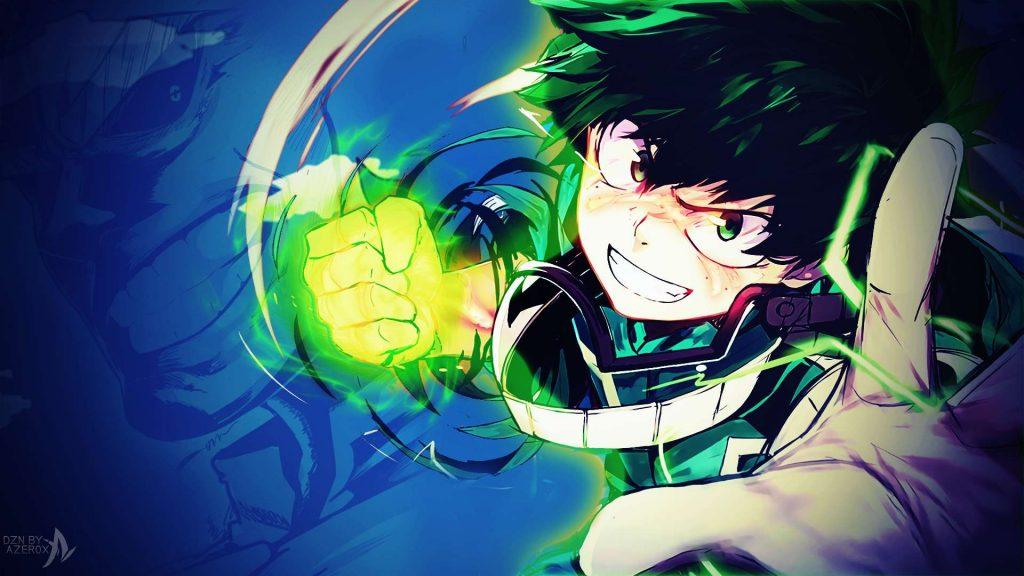 أغاني Boku no Hero Academia High School Anime