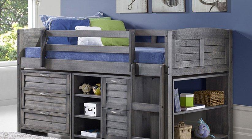 نموذج سرير مزدوج جديد