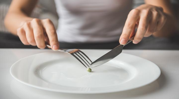 يمكن أن تكون اضطرابات الأكل خطيرة
