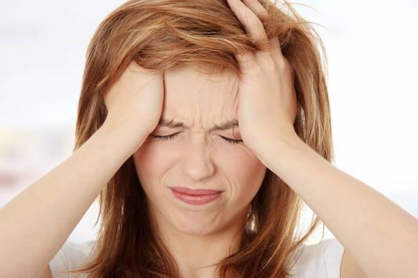 علاج آلام فروة الرأس