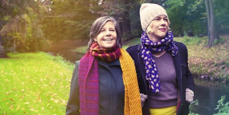 المشي هو حل جيد لصحة المرأة أثناء الكورونا
