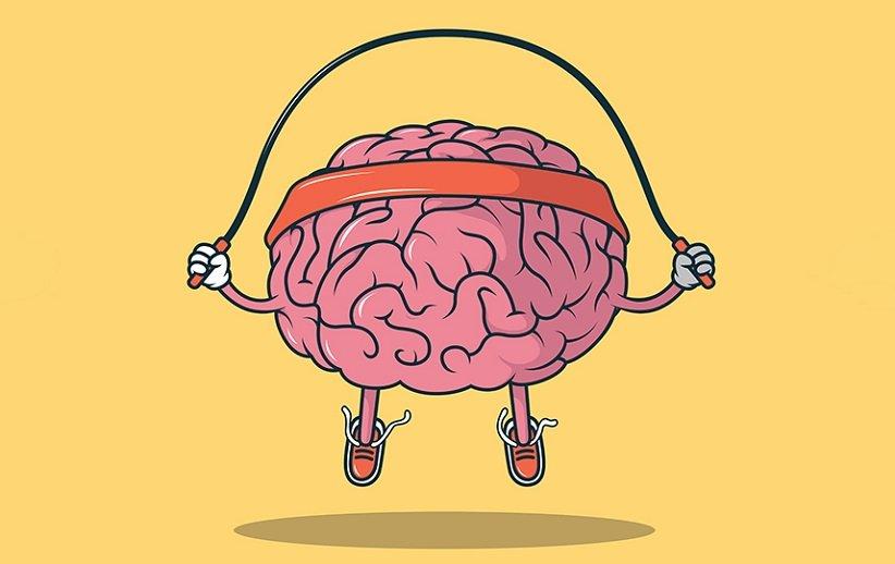 الدماغ يمارس
