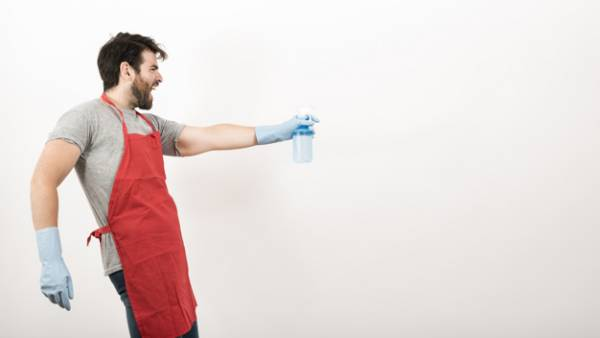 اغسل الحائط