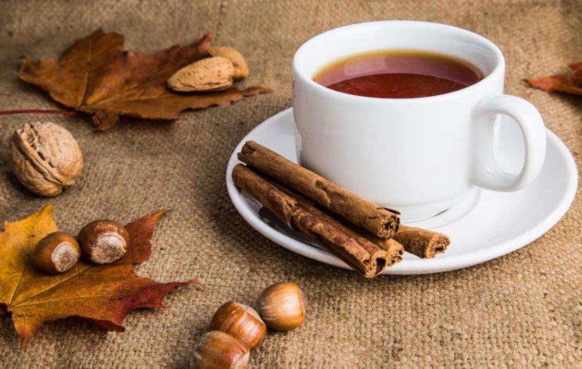 شاي القرفة علاج لالتهاب الحلق