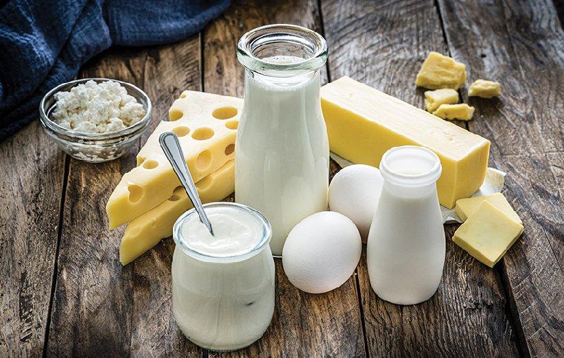 منتجات الألبان ممنوعة للتغذية أثناء الحيض