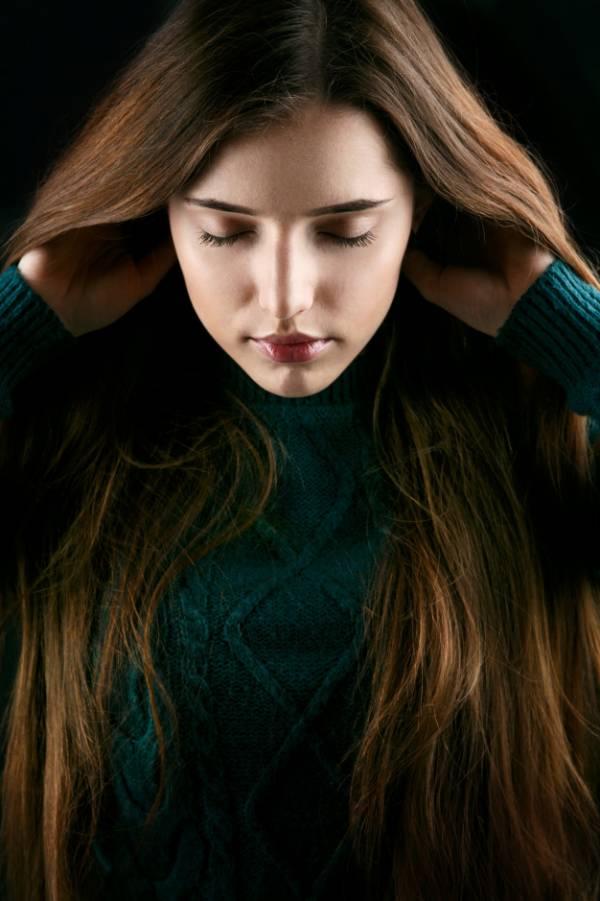 الحناء مفيدة لتساقط الشعر