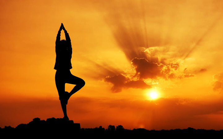 حركات اليوجا للسمنة - حمية السمنة