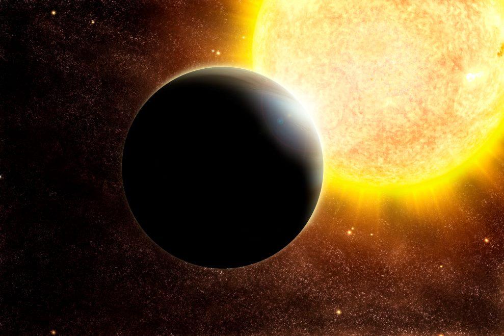 كوكب خارج المجموعة الشمسية x