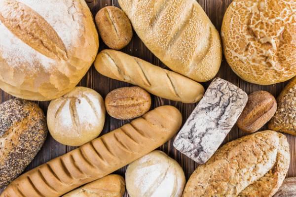 تخزين شطائر الخبز