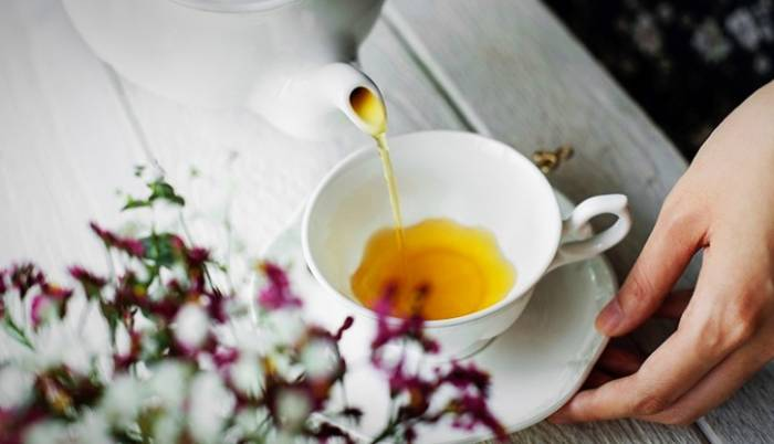 شاي الجبل