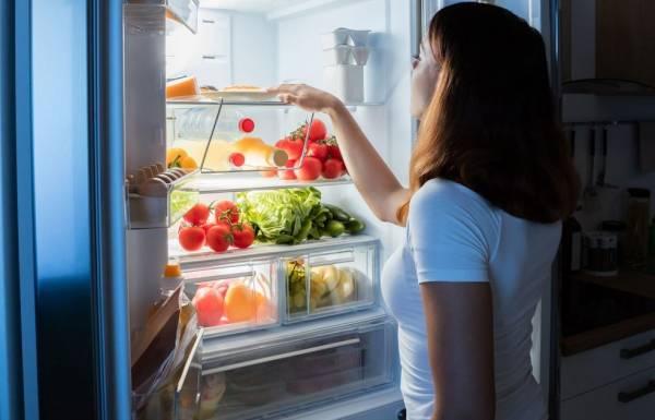 درجة حرارة الثلاجة