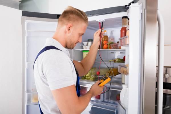ترموستات الثلاجة