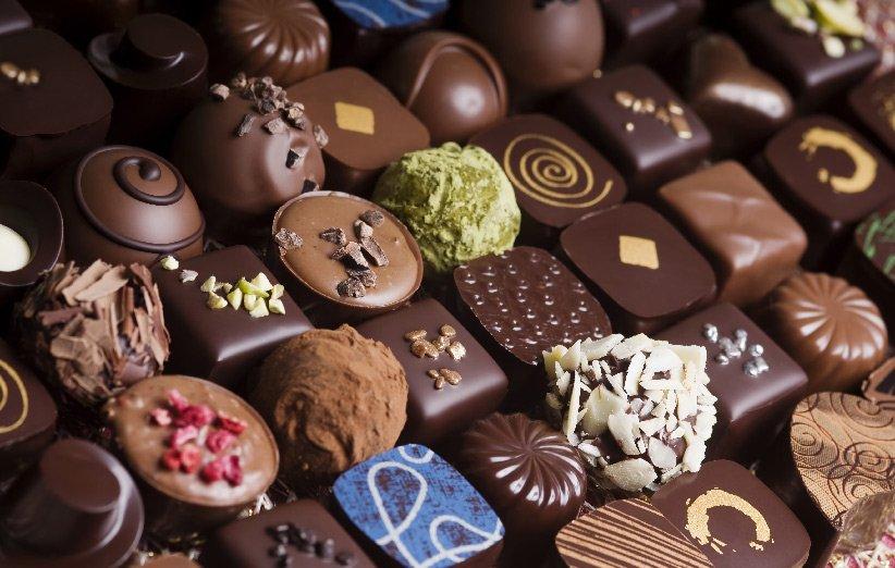 الشوكولاته الضارة في التغذية بعد التمرين