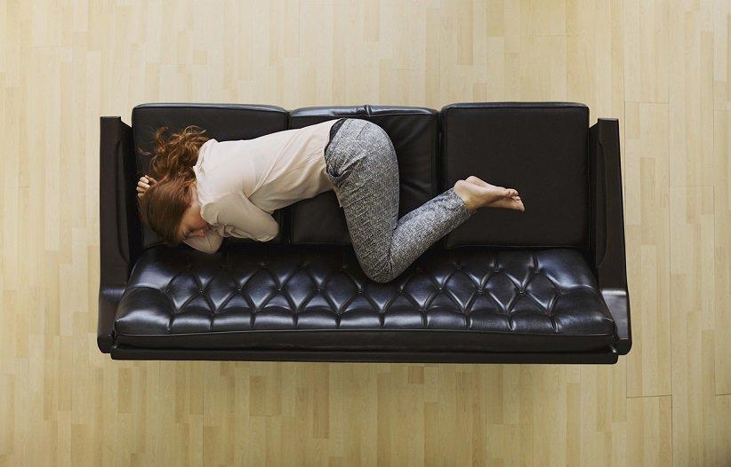 احصل على راحة البال من خلال الاستلقاء