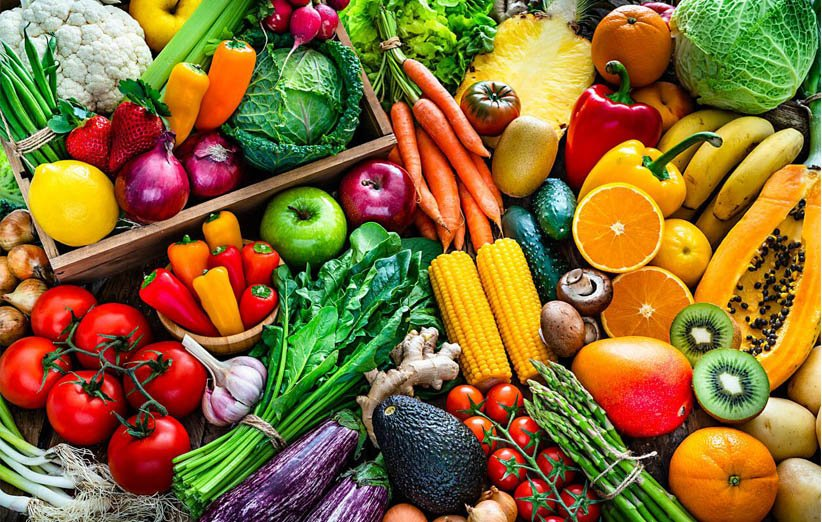 الفواكه والخضروات مفيدة لصحة القلب