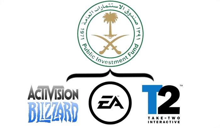 الاستثمار السعودي في الألعاب