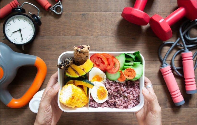 التغذية قبل التمرين