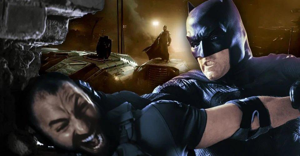قتال باتمان