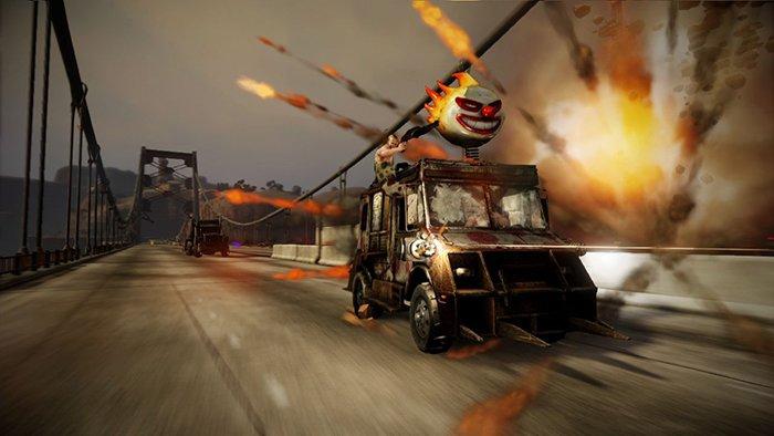 لعبة Twisted Metal لأجهزة PS3