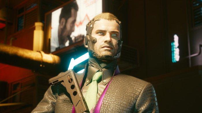 لعبة Cyberpunk Mod 2077