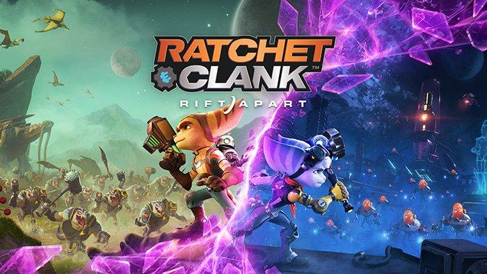لعبة Ratchet و Clank Rift Apart