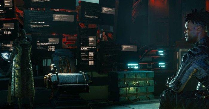 العب Cyberpunk 2077