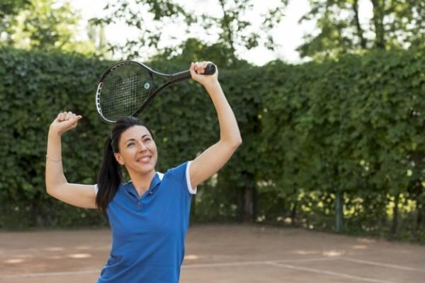 آثار التنس