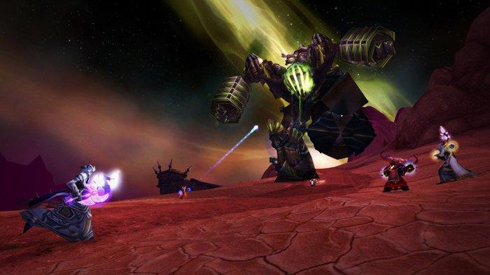 لعبة World Of Warcraft: Burning Crusade Classic