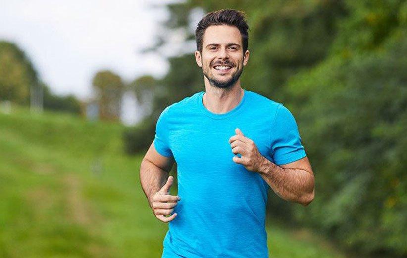 عقلية إيجابية حول التمرين