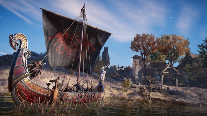 لعبة Assassin's Creed Valahala