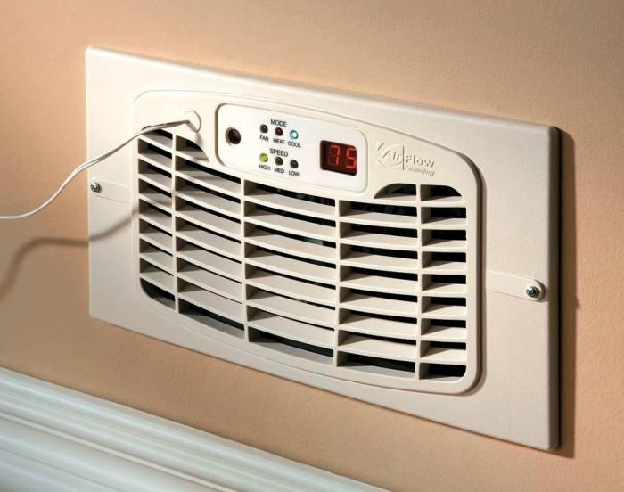 أجهزة التدفئة