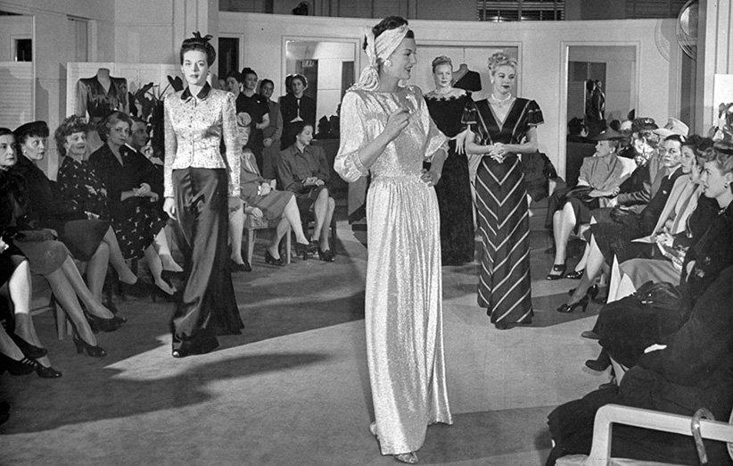 تاريخ الموضة