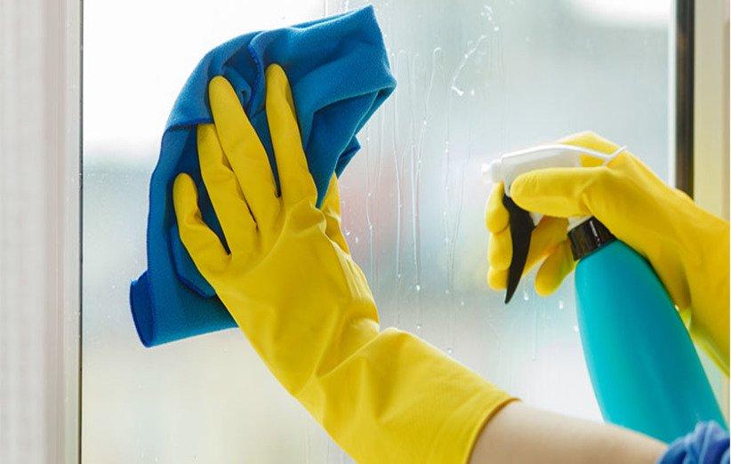 طرق تنظيف الإطار والزجاج والمفصلات للنوافذ ذات الزجاج المزدوج